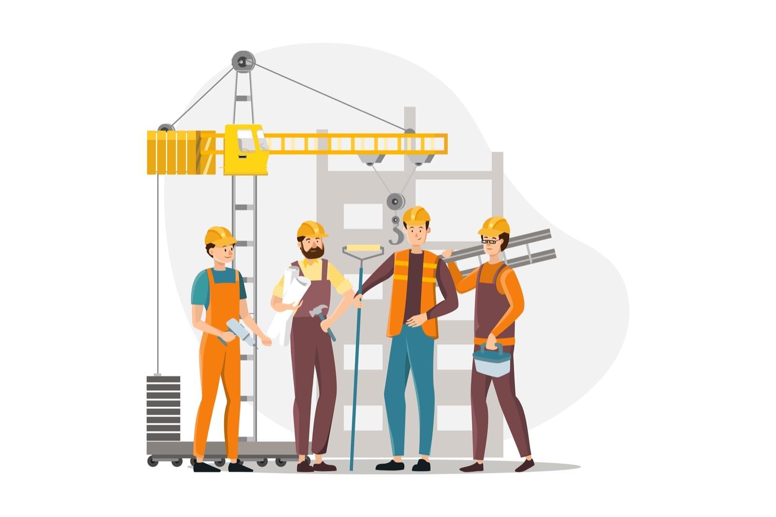 Chasseur de tête pour la construction : comment cibler les meilleurs candidats